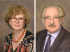 Drs. Deborah Meyers and Eugene Bleecker